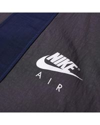 Nike Blue Air Hooded Jacket for men