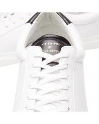 Zespà White Zsp4 Apla Sneaker