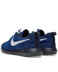 Nike Blue W Roshe Nm Flyknit for men