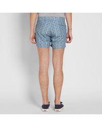 Sunspel Blue Swim Short for men