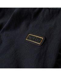 Barbour Blue International Smokey Jacket for men