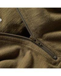 (w)taps Green Tactical Hoody for men