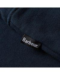Barbour Blue Standards Sweat for men