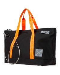 Off-White c/o Virgil Abloh Black Tape Travel Bag
