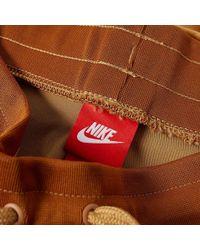 Nike Yellow Plush Velour Pant for men