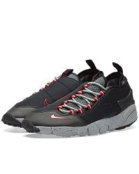 Nike Black Air Footscape Nm for men