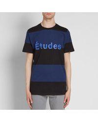 Etudes Studio - Black Études Page Études Tee for Men - Lyst