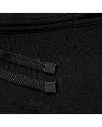 Helmut Lang Black Slim Pocket Jogger for men