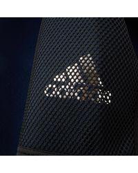 Adidas   Blue X Kolor Short Sleeve Neoprene Crew Sweat for Men   Lyst