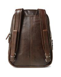 Shinola - Brown Runwell Backpack for Men - Lyst