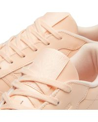 Reebok Pink Classic Leather Patent W