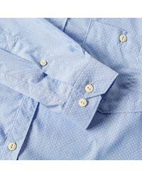 Barbour Blue Damien Shirt for men