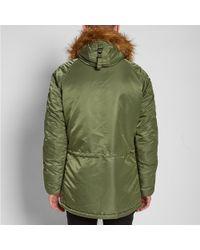 Alpha Industries Green N3b Vf 59 Jacket