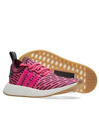 Adidas Originals Pink Nmd_r2 Pk for men