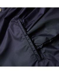Battenwear Blue Patch Beach Breaker Jacket for men