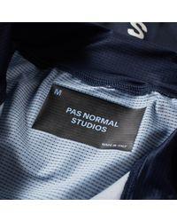 Pas Normal Studios Blue Race Jersey for men
