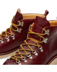 Fracap | Multicolor M120 Natural Vibram Sole Scarponcino Boot | Lyst