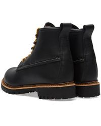 """Red Wing - Black 2930 Heritage Work 6"""" Ice Cutter Boot for Men - Lyst"""