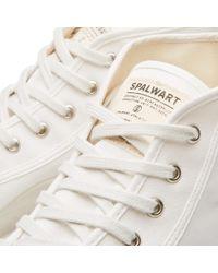 Spalwart White Special Mid for men