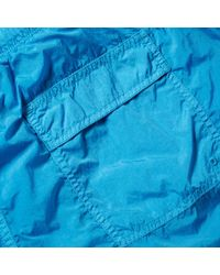 C P Company Blue Nylon Swim Short for men