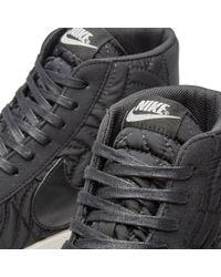 Nike Black W Blazer Mid Premium Se for men