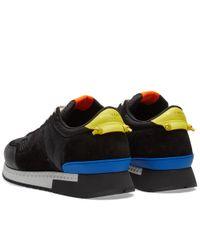 Givenchy Black Runner Sneaker for men