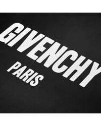 Givenchy Black Paris Calfskin Document Holder for men