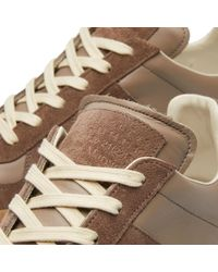 Maison Margiela Brown Replica Sneaker for men