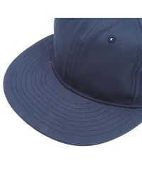 Ebbets Field Flannels Blue Standard Adjustable Cap for men