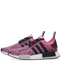 Adidas Originals - Pink Women's Nmd_r1 Pk W - Lyst