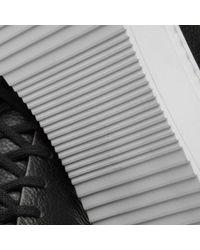 Axel Arigato - Black Toe Cap Sneaker - Lyst