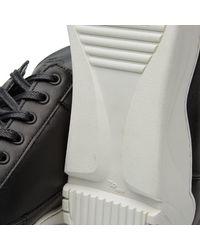 Filling Pieces Black Low Top Sneaker for men