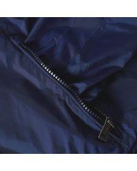 Polo Ralph Lauren Blue Nylon Harrington Jacket for men