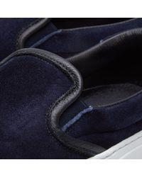 Diemme - Blue Garda Slip On for Men - Lyst