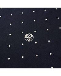 Paul Smith - Blue Polka Dot Tee for Men - Lyst