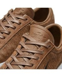 Nike Brown Match Classic Lx for men
