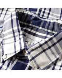 Gant Rugger Blue Dreamy Oxford Shirt for men