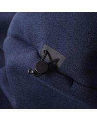 Nike Blue Tech Fleece Parka for men
