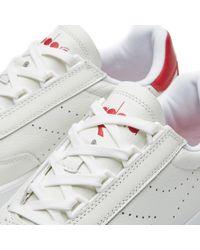 Diadora White B.elite Premium