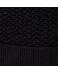 A.P.C. Blue Jeff Hat for men