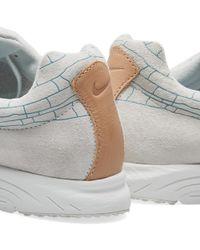 Nike White Mayfly Premium