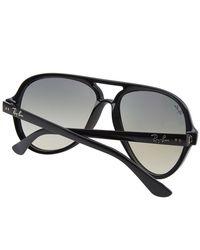 Ray-Ban Black Cats 5000 Sunglasses for men