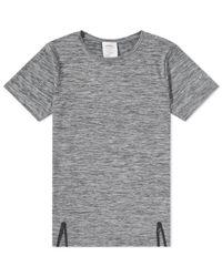 Asics Gray Heather T-shirt for men