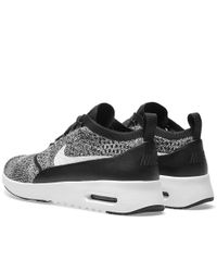 Nike Black W Air Max Thea Flyknit for men