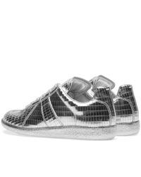 Maison Margiela Metallic 22 Replica Mirror Sneaker for men