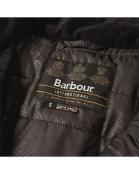 Barbour Green International Blackwell Wax Jacket for men