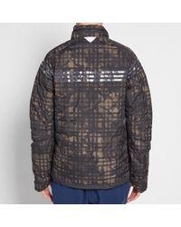 Adidas Originals Green Padded Jacket for men