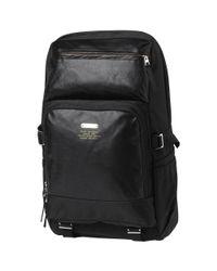 Master Piece Black Spec Military Backpack L for men