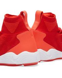 Nike Red Zoom Mercurial Flyknit for men