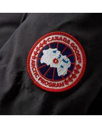 Canada Goose Blue Macmillan Parka for men